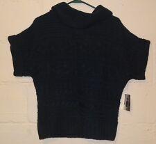 "New Women Turtleneck Deep Teal sweater  Size L 40"" Bust Gloria Vanderbilt Nelly"