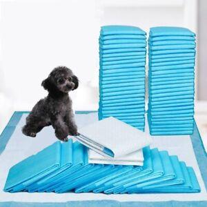 Dog Disposable Water Absorbent Pee Pads Odor Resistant Mat Pet Training Supplies