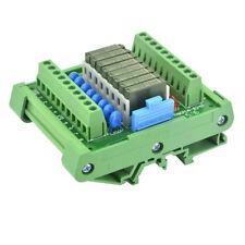 8 channels 24V 5A Pa1a relay Module driver board amplifier board PNP Module