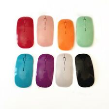 Wireless USB Optical Slim Mouse 2.4 GHz for Laptop & PC ✅