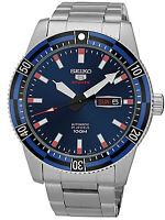 Seiko Deportes Seiko 5 reloj automático de hombre SRP731K1