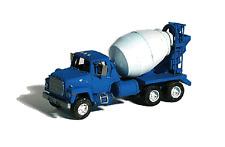GHQ # 53015 Ford 9000 Cement Truck - Kit N Scale MIB