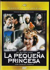 LA PEQUEÑA PRINCESA de Walter Lang (Clásicos de oro del cine V.O.S.)