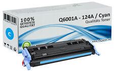 1x XL tóner para HP Color LaserJet 124a 1600 2600n 2605 DN dtn cm 1015 MFP 1017