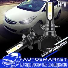 For Mazda 3 5 6 CX-7 Protege5 H7 LED Headlight Low Beam Bulbs Conversion Kit USA