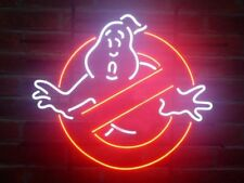 """New Ghostbusters Ghost Busters Movie Comics Light Lamp Neon Sign 17""""x14"""" Glass"""