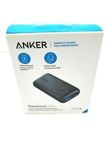 Anker PowerCore II 6700 B2c - Black