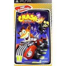 Videojuegos de carreras Crash Bandicoot PAL