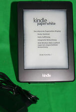 Amazon Kindle Paperwhite 2 WiFi + Free 3G (Modell 2013) DP75SDI 2GB 90D7***