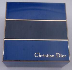 Vintage: CHRISTIAN DIOR loser Gesichtspuder POUDRE PLUS FINE; 25 Gramm