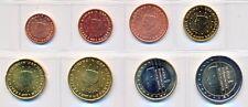 Netherlands Satz 1 Cent - Unz bankfrisch in münzhülle, miniauflagen