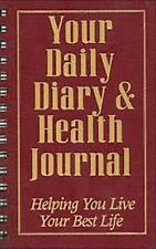 Your Daily Diary and Health Journal,Basic Health Publications,New Book mon000011