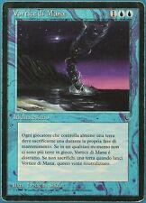Mana Vortex The Dark (ITALIAN) HEAVILY PLD Blue Rare CARD (190531) ABUGames