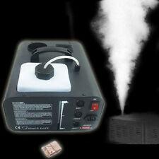 1500W UpSpray Fog Effect Machine Stage Smoke Fogger DMX Wireless Remote Control