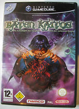 Nintendo-Game Cube-prièrent kaitos-emballage + instructions-d' occasion