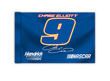 NASCAR Driver Flag-chase Elliott #9 Outdoor/indoor 3'x5' Flag P10