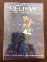 Justin Biebers Believe (DVD, 2014)