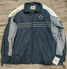 NFL Dallas Cowboys Lightweight Zipped Jacket Size XL NWT