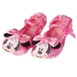 Childs Minnie Mouse Pumps Official Disney Accessories