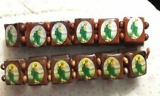 Replica of Twilight Bella St. Jude Bracelet - Ships from Florida USA - BROWN