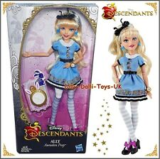 Disney Descendants ALLY Auradon Prep Muñeca Daughter de Alice en Wonderland Nuevo