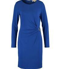 BNWT - MICHAEL KORS - LAPIS BLUE DRAPE DRESS - SIZE M - RRP £150