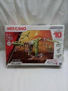 Meccano 10 Model Dinosaur Set 16209