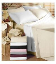 Solid Pattern Fitted Sheets