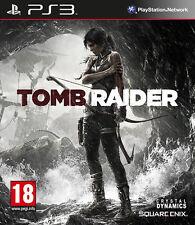 TOMB RAIDER ~ PS3 (en très bon état)