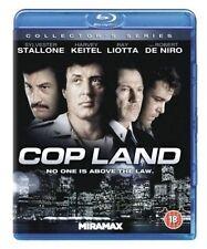 Cop Land Collectors Edition Blu-ray DVD Region 2