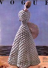 Vogue.1920's.Beach.Ocean.Retro.Fashion.Costume.Vintage.Beauty.Vogue cover