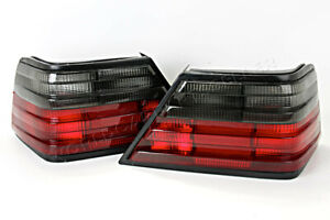 Tail Lights Rear Lamps LEFT+RIGHT PAIR Fits MERCEDES E-Class W124 Facelift 93-95