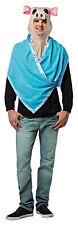 Pig In A Blanket Kit Mask Headpiece Adult Costume Halloween Rasta Imposta