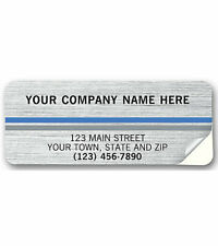 1000 Metallic Address and I.D. Labels, NEBS/Deluxe # 333-1
