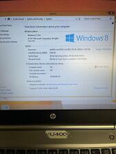HP EliteBook 8470P-500GB, Intel Core i5, 8GB RAM, Win 8.1 Pro No Charger!