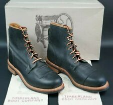 TIMBERLAND BOOT COMPANY SMUGGLERS NOTCH 6 INCH HANDMADE LINEMAN BOOTS CHELSEA OG