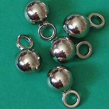 5 x 12 mm Ball Bearing Type Metal Charms #342