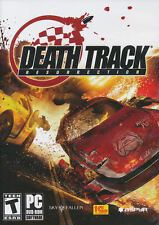 DEATH TRACK RESURRECTION Racing Combat Sim PC Game NEW