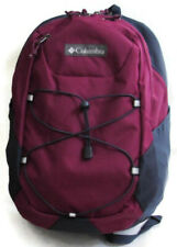 COLUMBIA Northport II Daypack  Raspberry/Navy Backpack, #UU0066-520