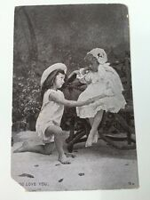 Early Vintage Postcard - G D & D London - Star Series # 15a - 1907