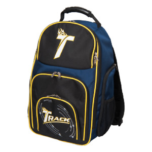Track Bowling Premium Player Backpack
