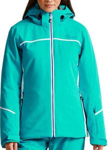 Dare2B Effectuate Womens Skiing Jacket - Blue