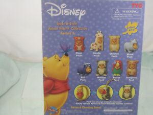 Peek A Pooh # 5 -  Winnie the Pooh set from Tomy