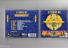 A Taste Of Dragonfly Vol. 3 - CD GOA TRANCE - TBFWM