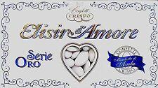 CONFETTI CRISPO ELISIR D'AMORE SERIE ORO MANDORLA PELATA EXTRA BIANCO KG.1