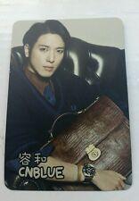 Cnblue Yonghwa yes card photocard kpop k-pop u.s seller shipped in toploader