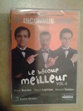 24783 //ZE INCONNUS STORY LE BOCOUP MEILLEUR VOLUME 4 NEUF