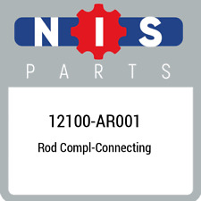 12100-AR001 Nissan Rod compl-connecting 12100AR001, New Genuine OEM Part