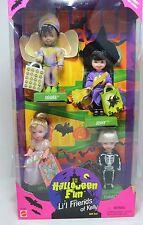 Barbie ~ Halloween Fun Lil' Friends of Kelly  #23796 - Target Exc  - NEW - NRFB