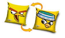 Nuevo Con Licencia Angry Birds Rio Amarillo Funda De Cojín 40x40cm 100% algodón